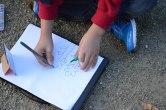 "A Second Graders Doodle"", Frank Zhang, Centennial CVI, Honourable Mention"